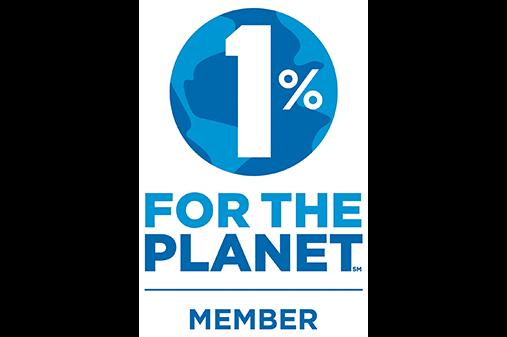 Adhésion de toutes les marques bio de Léa Nature aumouvement philanthropique 1% for the Planet. Elles reversent 1% de leur chiffre d'affaires net à des associations environnementales