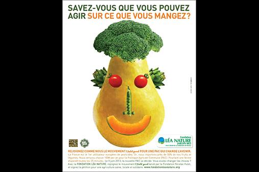 Campagne engagée de la Fondation sur les pesticides avec l'association Générations Futures