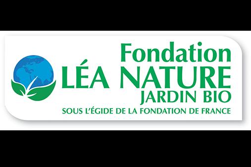 Création de la Fondation Léa Nature / Jardin BiO