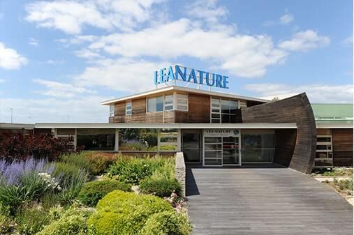 Installation du siège social de Léa Nature à Périgny (17)
