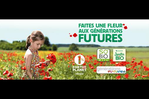 Lancement de l'opération « Tous engagés de nature» en grande distribution, en partenariat avec Générations Futures