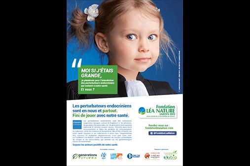 Deuxièmecampagne engagée de la Fondation sur les perturbateurs endocriniens