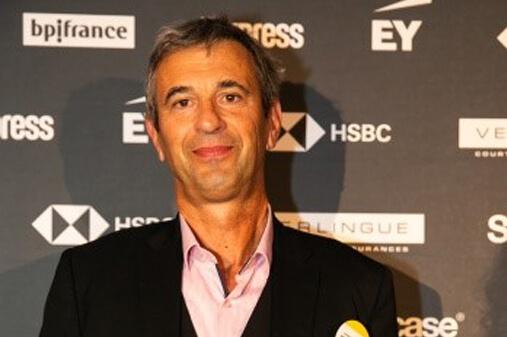 Charles Kloboukoff, Lauréat du Prix del'Entrepreneur de l'Année, région Ouest